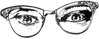 Edna Jean's eyes
